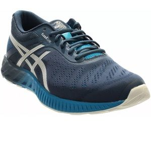 ASICS Men's Fuze X Lite Size 12.5 Blue/White New